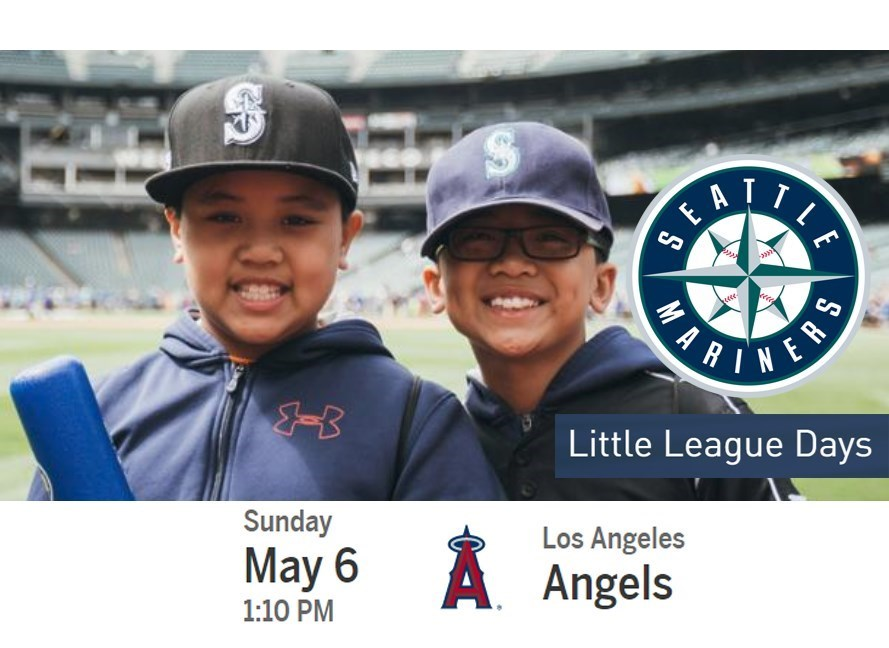 Mariners vs Angels - May 6th * NSB DAY Game Tickets
